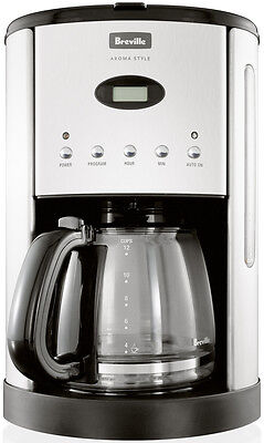 NEW Breville BCM600 Aroma Style Coffee Maker
