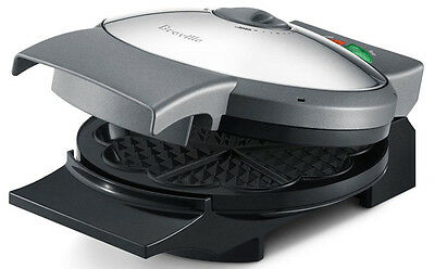 NEW Breville BWM250BSS the Crisp Control Waffle Maker