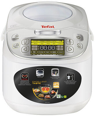 NEW Tefal RK812 45 in 1 Rice and Multi Cooker