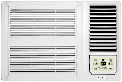 NEW Kelvinator KWH26HRE 2.7kW Window Box Reverse Cycle Air Conditioner