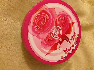 The Body Shop Atlas Mountain Rose Body Butter 200ml Brand New