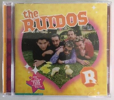 LOS RUIDOS CD de La Telenovela YO SOY BETTY LA FEA (Ugly Betty) VERY RARE New