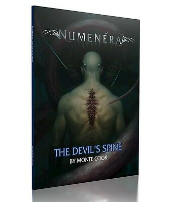Numenera RolePlaying Game - The Devil's Spine
