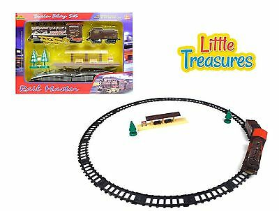 Grab your suitcases and board this train which is ready to go! Rail Master Tr...