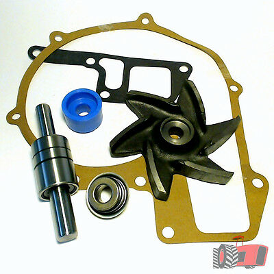 WPK2392 Water Pump Kit Chamberlain 4490 4690 Tractor w John Deere JD 466 Engine