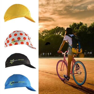 Cycling Cap Hat Sunhat Suncap Bike Breathable Windproof Folding Headwear