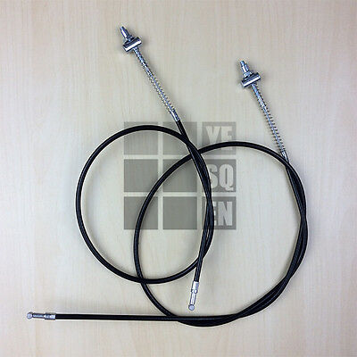 Front and Rear Brake Cable Yamaha PW50 1981-2018. PW Piwi Peewee PY 50 PY50