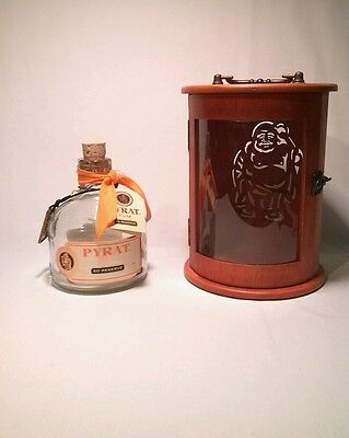 Pyrat Rum XO Reserve Bottle, Tags & Box 750 ml Excellent Condition