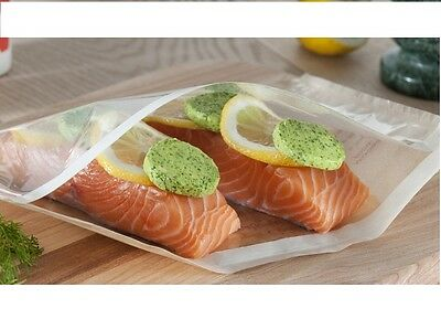 Sealapack Fish Oven Bags Pack 10, Easy & Clean Cooking No Mess Locks In Flavour*