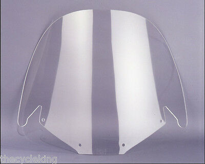 Honda GL 500 Silvewing GL500 - Large Touring/Wrap-around Replacement Windshield