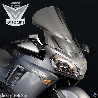 08-13 Kawasaki ZG 1400 Concours - National Cycle VStream Touring Windshield