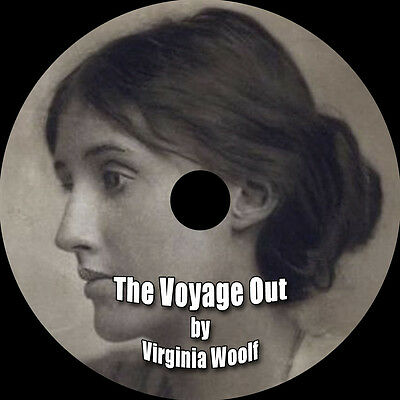 The Voyage Out, Virginia Woolf, MP3 AudioBook 1 CD