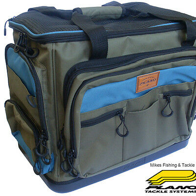 Plano 463600 M Series Fishing Tackle Bag Size 3600 Softsider System with 4 boxes
