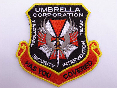 Resident Evil : RE Umbrella Co. Tactical Security Intervention Team Patch