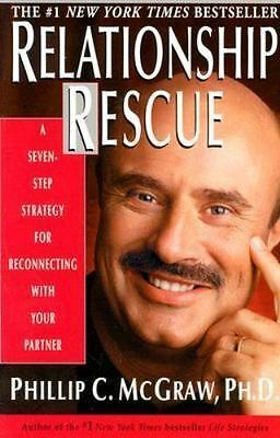 DOCTOR PHIL!! Relationship Rescue dr minds feelings sex connections FREE SHIP