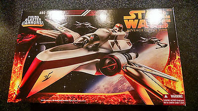 Star Wars Revenge of the Sith ROTS ARC-170 Fighter 2005 Hasbro
