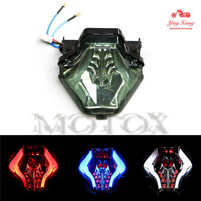 New For Yamaha YZF R3 R25 Motorcycle Rear Tail Light LED Turn Signal