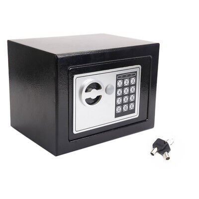 Hot Digital Electronic Safe Box Keypad Lock Home Safety Office High Security