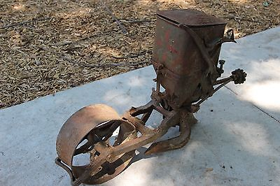 Vintage Planet Jr No 4 Seeder Planter Garden Tool Farming Machine #1