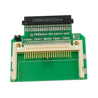IDE 50 Pin Male to CF Compact Flash Female Adapter Adaptor KF