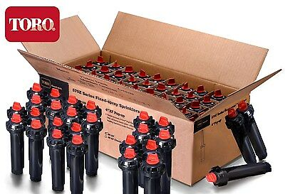 "Fifty (50) Toro 570Z 4"" Contractor Case X-Flow Pop-up Sprinkler Spray Bodies"