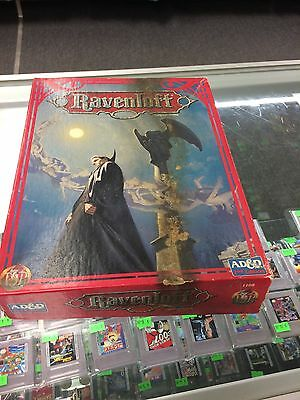 D&D : Dungeons and Dragons : Ravenloft Campaign Setting Box Set OOP TSR AD&D
