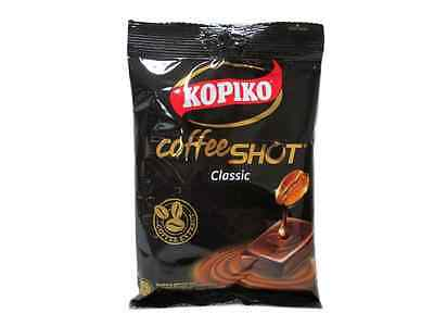 6 Packs x 150g KOPIKO Coffee extract hard Candy Strong and Rich Classic