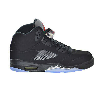 sports shoes 90922 f82b0 Air Jordan 5 Retro OG BG Big Kid s Shoes Black Fire Red Silver