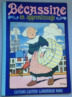 Bécassine en apprentissage - Édition de 1970 [ref.26231]