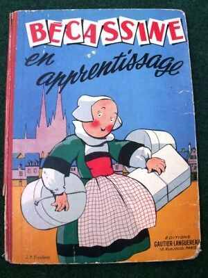 Bécassine en apprentissage - Édition de 1948 [ref.22]