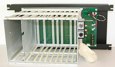 Honeywell Yamatake 4DP7APCFA403 9-Slot PC Board Chassis