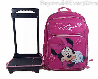 d0e6ad92b6b0 New Disney Minnie Mouse Pink 16