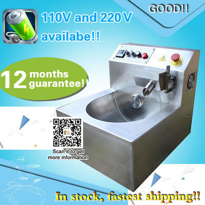 8Kg Commercial Chocolate Tempering Machine Chocolate Molding Moulding Machine