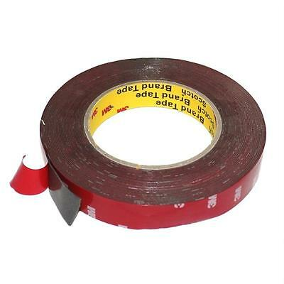 10m Double Face Ruban 3M 4229P 20mm ;  Mousse Adhésif Tape Automobile fort