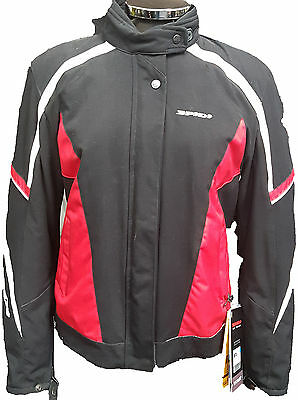 Spidi Kaptive H2OUT BLK/WHI/Red (SIZE L)RRP £219.99 *OUR PRICE £119.99* 45% OFF!