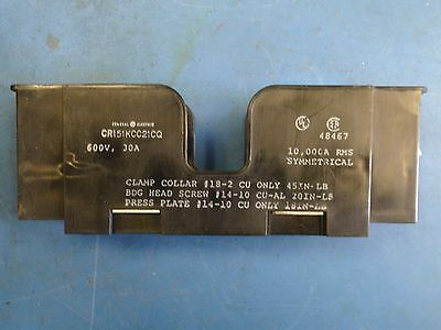 General Electric Fuse Block Holder CR151KCC21CQ