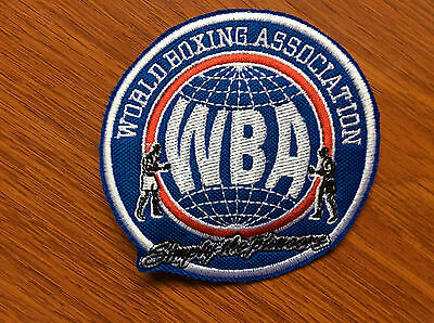 Patch Aufnaher Wba - World Boxing Association - Boxe