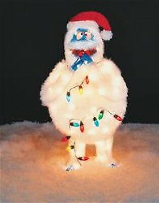 "32"" Bumble Tinsel-Light Display new in box"