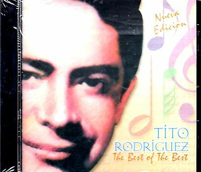 "Tito Rodriguez - ""The Best Of The Best"" - Cd"