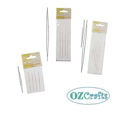 Big eye needles - 5 inches, 2 inches or an Assortment of sizes