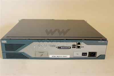 Cisco 2800 Series 2851 Integrated Services Router