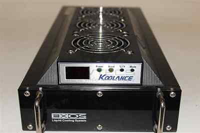 Koolance EXT-A04 Liquid Cooling System and CPU copper water block