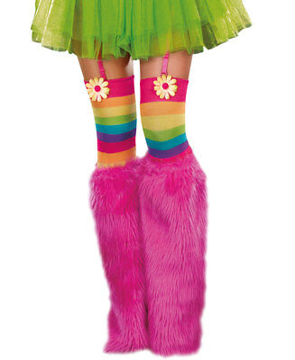 New Dreamgirl 9193 Furry Boot Covers