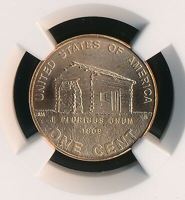 2009 Lincoln Cent Birth & Childhood Ngc Ms67 Red Sms