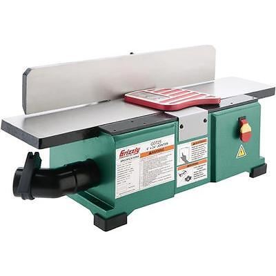 "G0725 Grizzly 6"" x 28"" Benchtop Jointer"