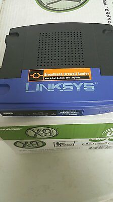 Linksys Wired Router | Linksys Etherfast Befsx41 4 Port 10 100 Wired Router Firewall