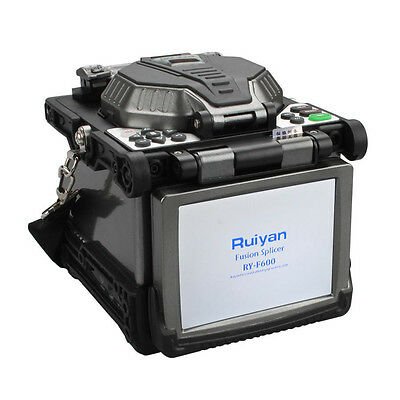 RY-F600 Fusion Splicer with Optical Fiber Cleaver Automatic Focus Function