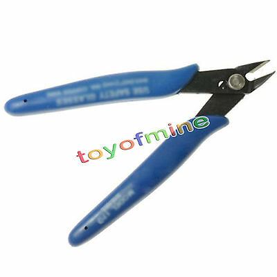 Durable Electrical Side Snips Flush Pliers Wire Cable Cutter Cutting Plier Tools