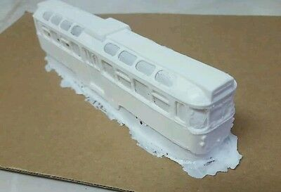 00 scale resin Tram kit Blackpool 678 679 final condition