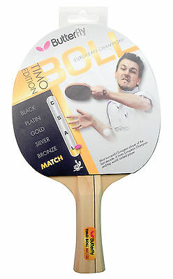Butterfly Timo Boll Match Table Tennis Bat